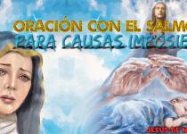 oración con el salmo 91 para causas imposibles