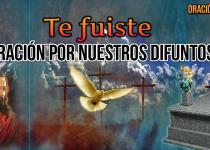 Oración por nuestros difuntos